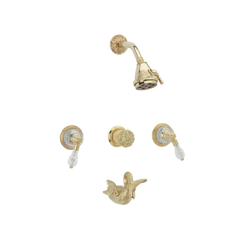Phylrich  Tub And Shower Faucets item K2183/25D