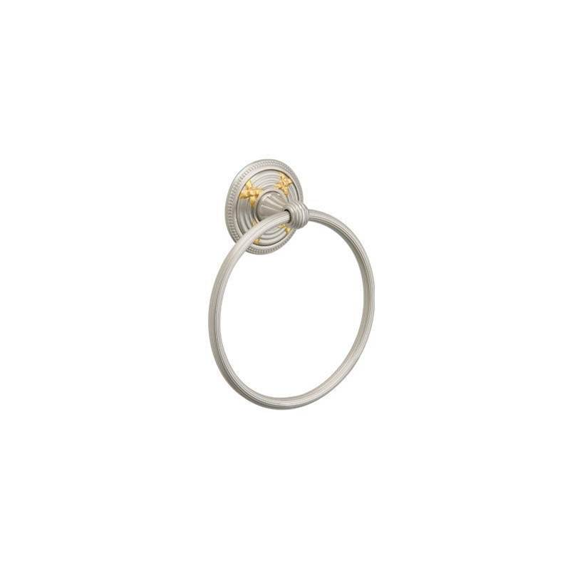 Phylrich Towel Rings Bathroom Accessories item KR40-024B