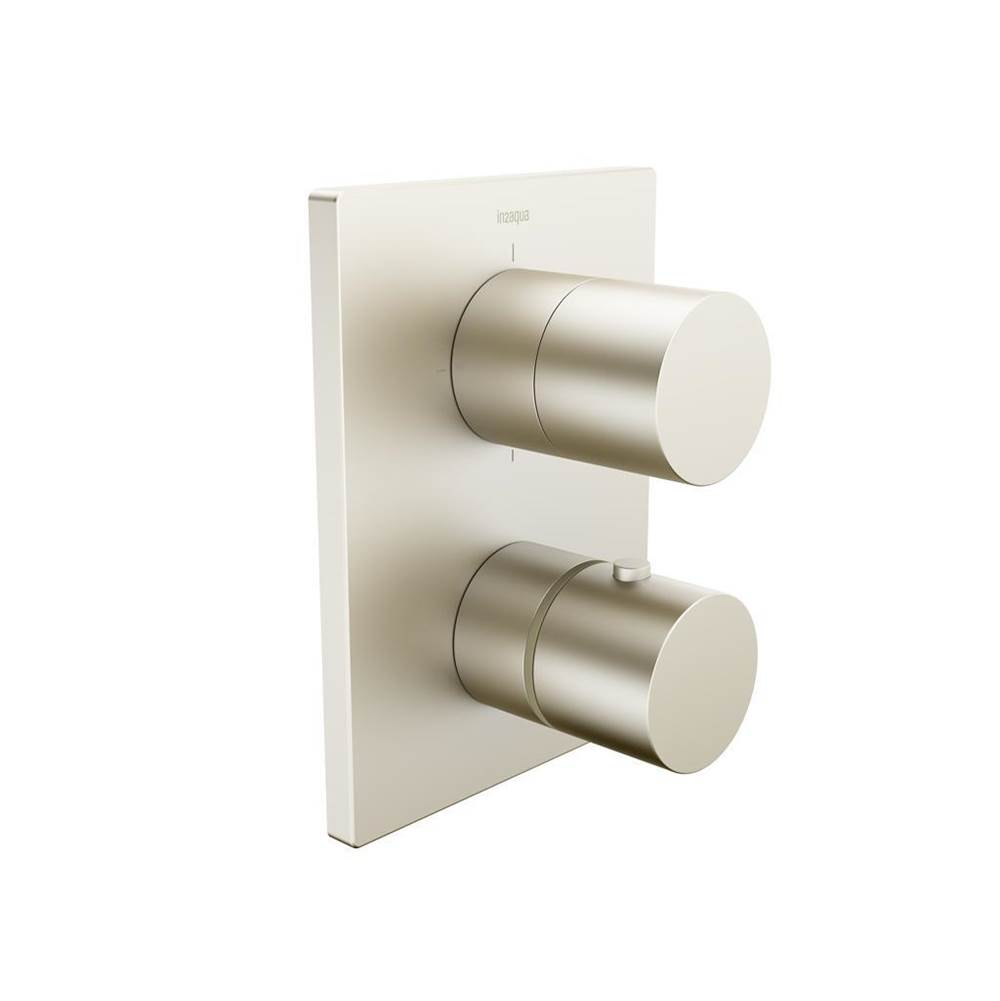 In2aqua Thermostatic Valve Trims With Integrated Diverter Shower Faucet Trims item 1212 2 20 2