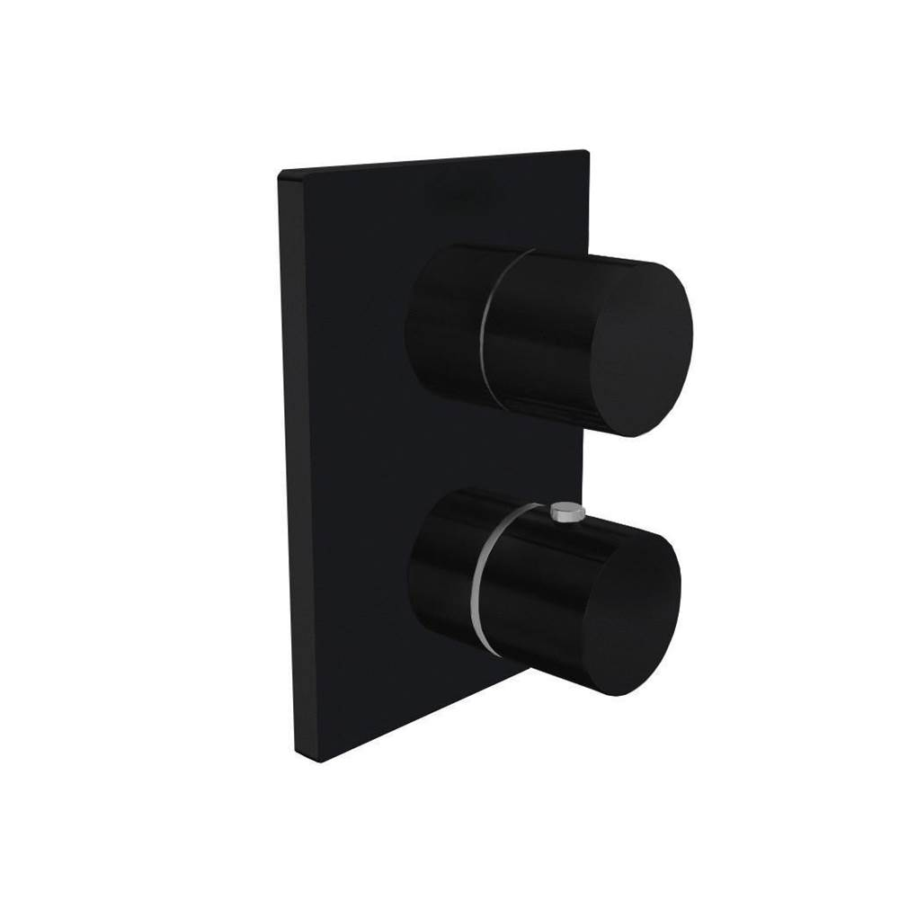 In2aqua Thermostatic Valve Trims With Integrated Diverter Shower Faucet Trims item 1212 2 70 2