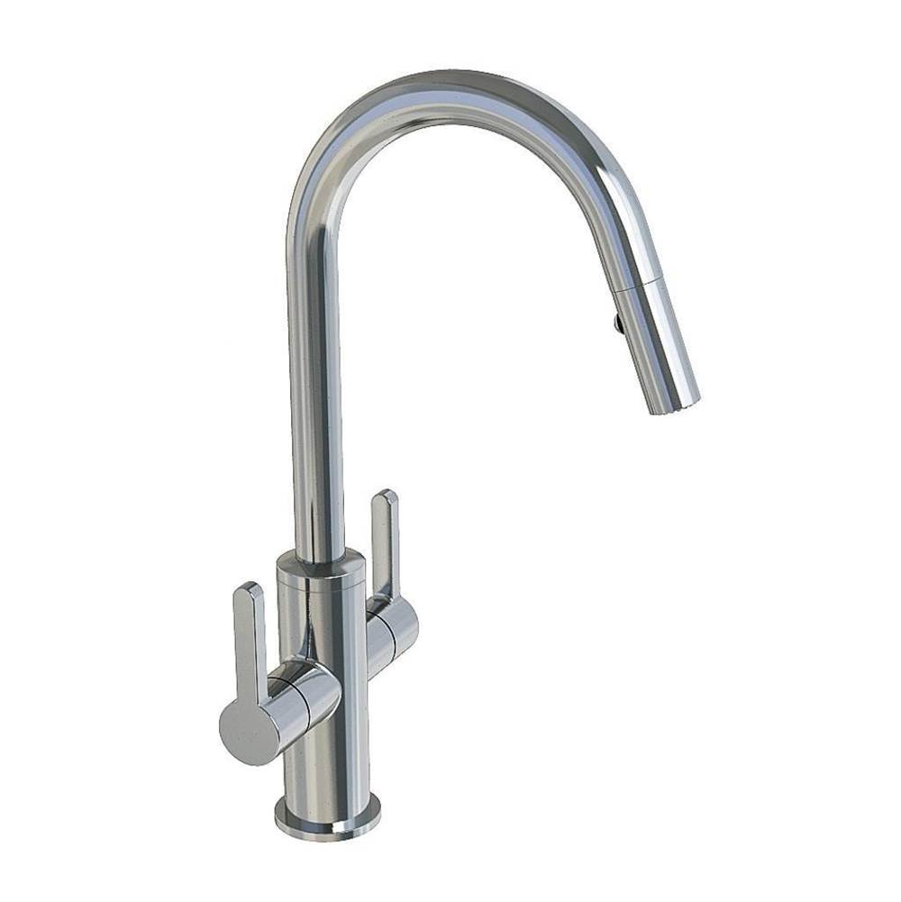 In2aqua Pull Down Faucet Kitchen Faucets item 6022 1 00 2