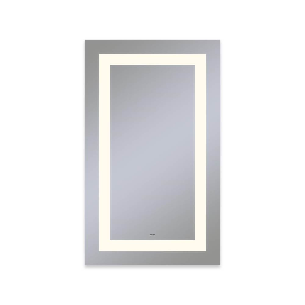 Robern Electric Lighted Mirrors Mirrors item YM2440RIFPD3