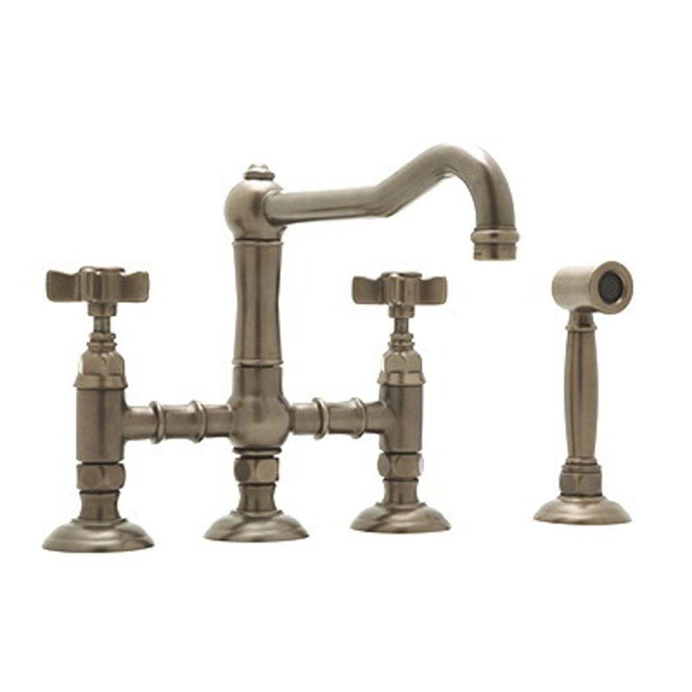 Faucets Kitchen Faucets Bridge | Decorative Plumbing ...
