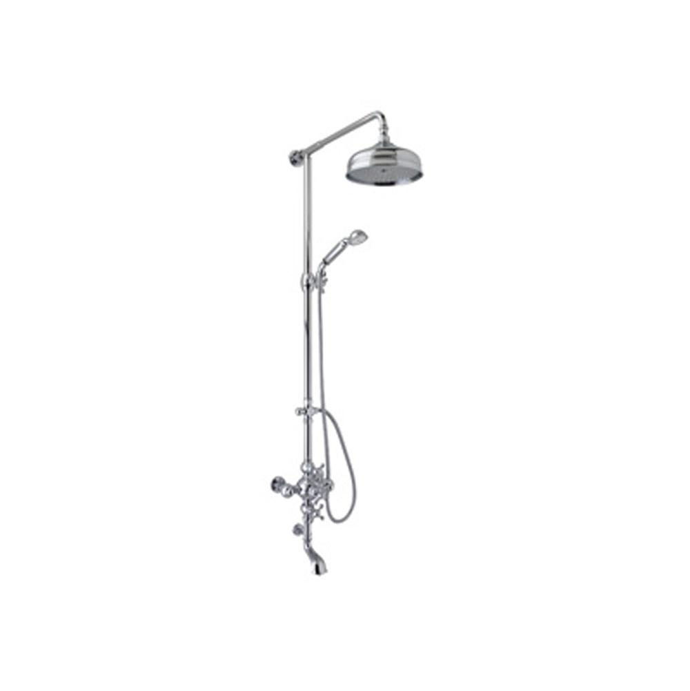 Rohl Complete Systems Shower Systems item AC414X-TCB