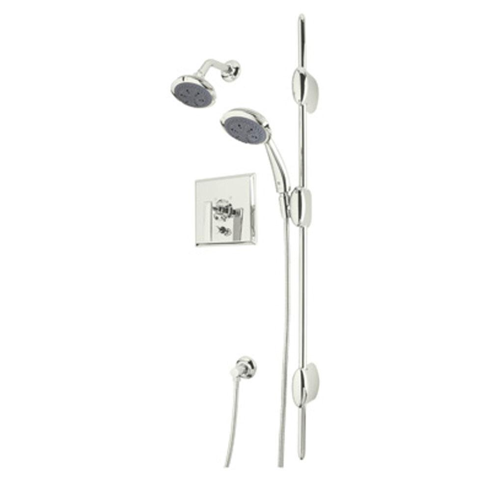 Rohl Complete Systems Shower Systems item AKIT13LVAPC