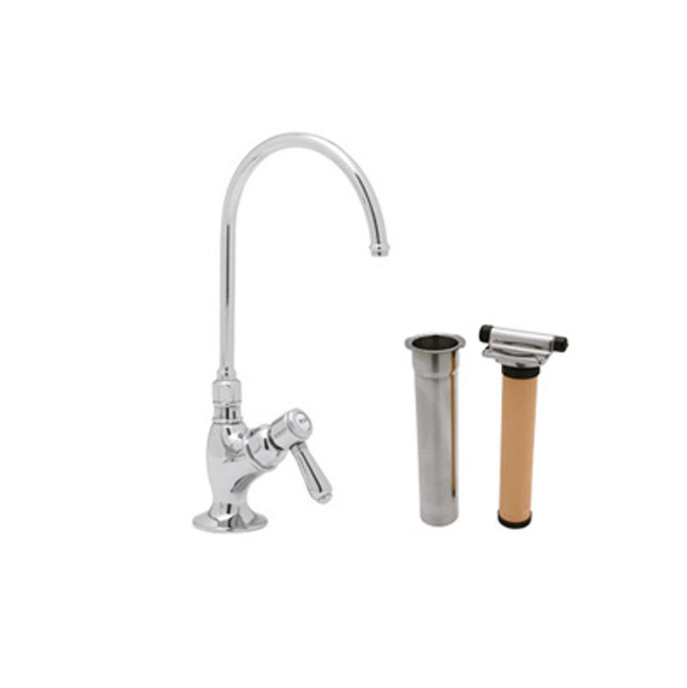 Rohl Deck Mount Kitchen Faucets item AKIT1635LPSTN-2