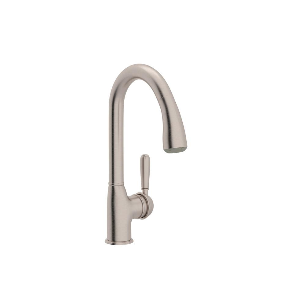 Rohl  Bar Sink Faucets item R7504SLMSTN-2