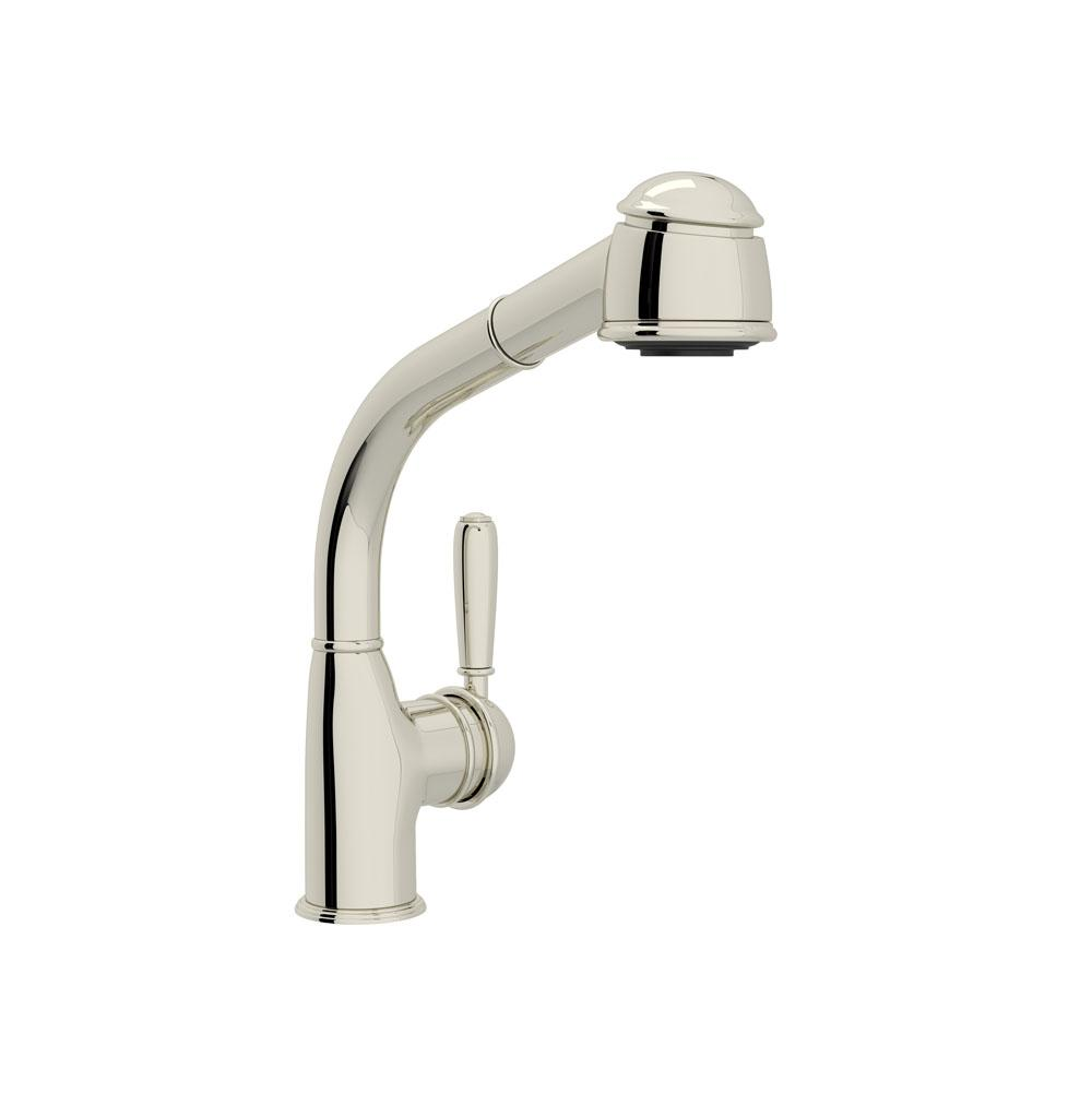 Rohl Single Hole Kitchen Faucets item R7903SLMPN