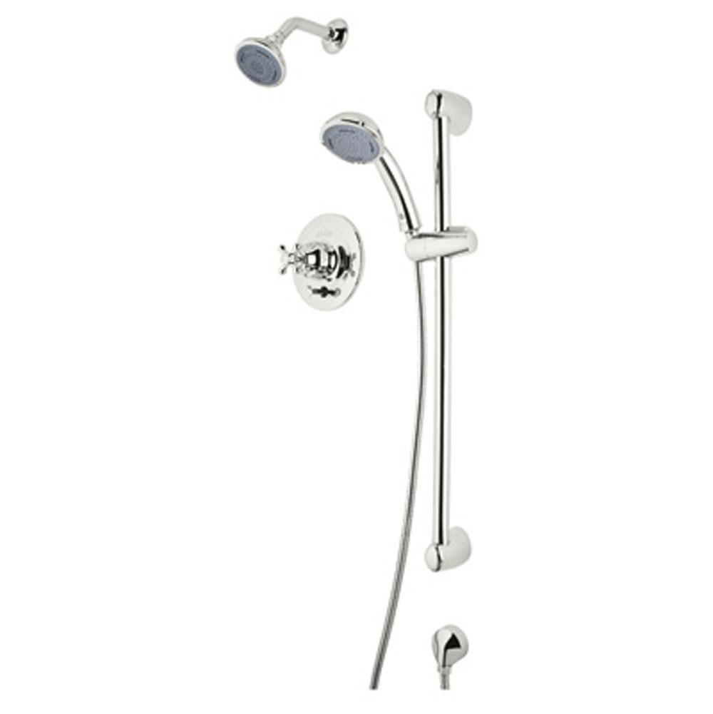 Rohl Complete Systems Shower Systems item RBKIT35LM-PN