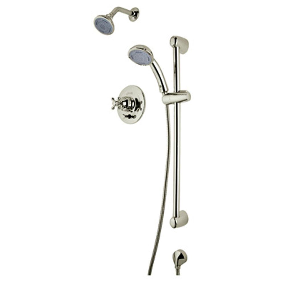 Rohl Complete Systems Shower Systems item RBKIT35LM-STN