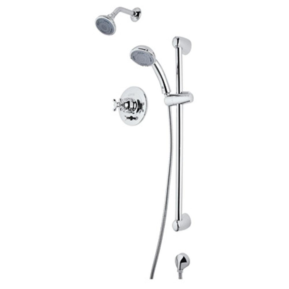Rohl Complete Systems Shower Systems item RBKIT35XM-TCB
