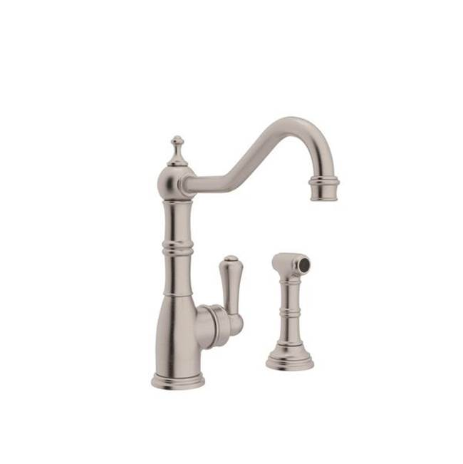 Rohl Deck Mount Kitchen Faucets item U.4746STN-2