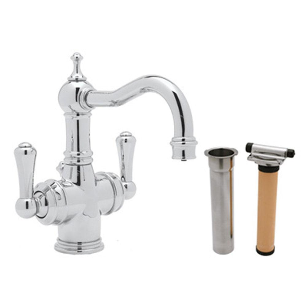 Rohl u kit1370ls eb 2 at decorative plumbing distributors plumbing distributor serving the - Decorative bathroom faucets ...