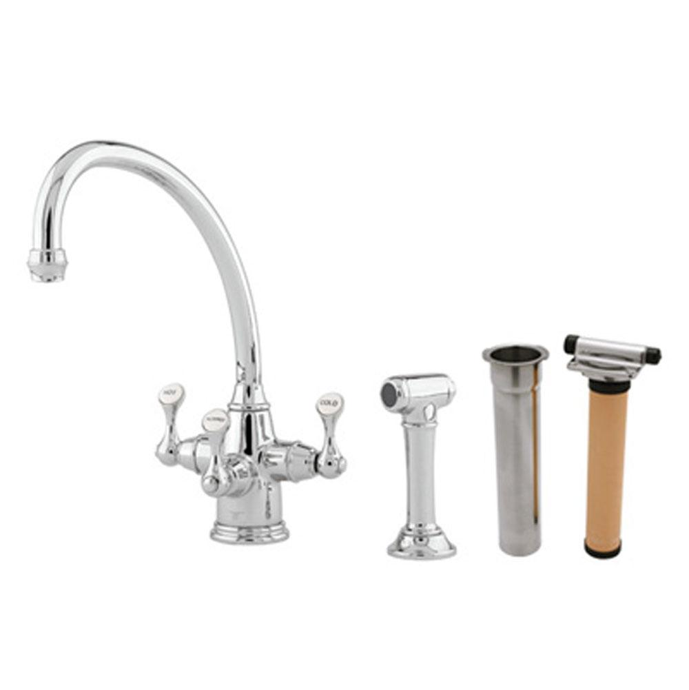 Rohl Deck Mount Kitchen Faucets item U.KIT1520LS-EB-2