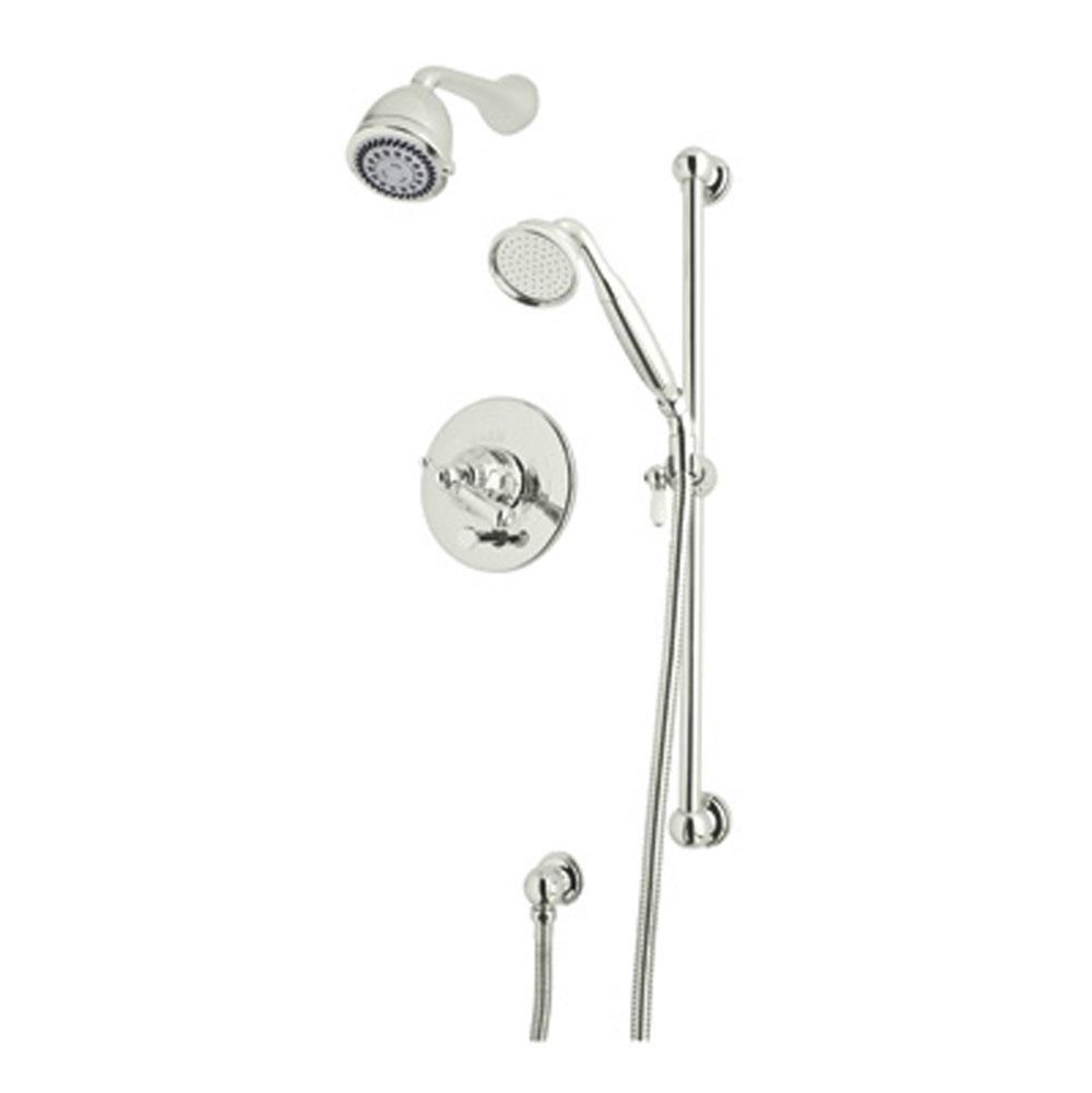 Rohl Complete Systems Shower Systems item U.KIT68LS-PN