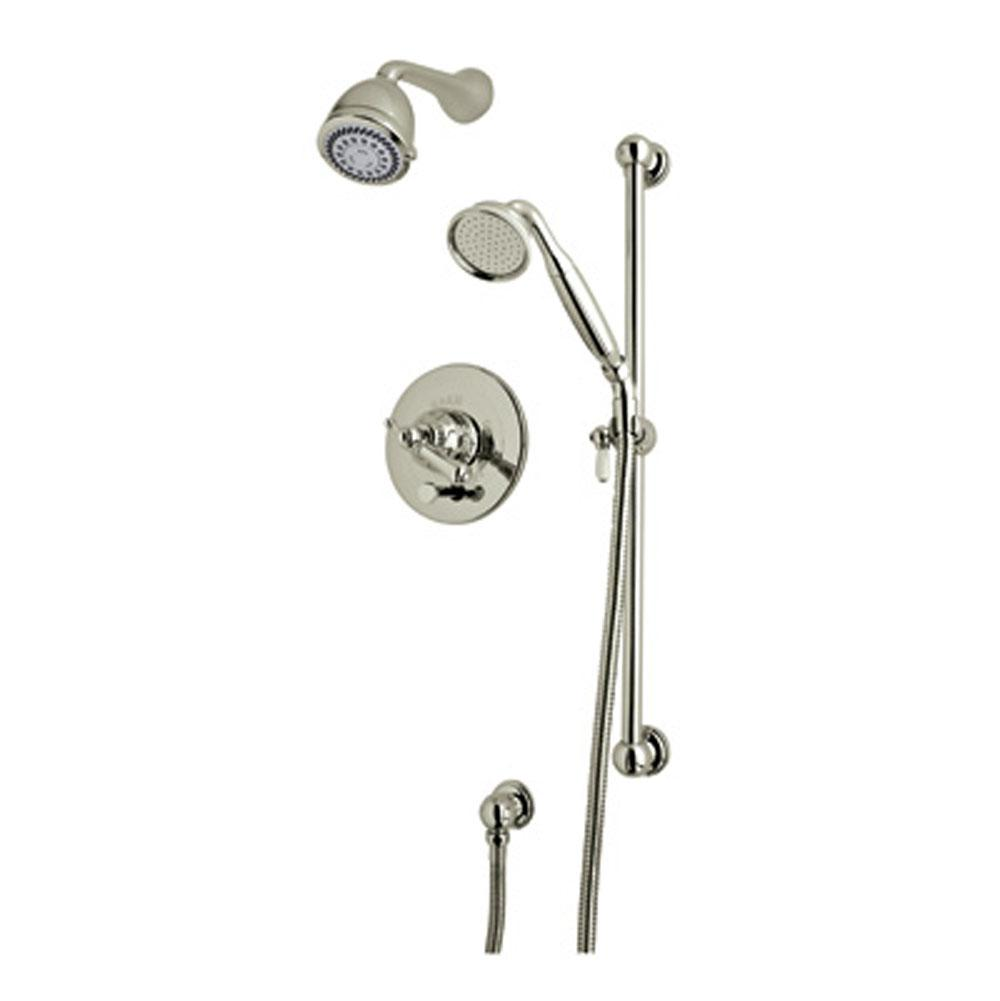 Rohl Complete Systems Shower Systems item U.KIT68LS-STN