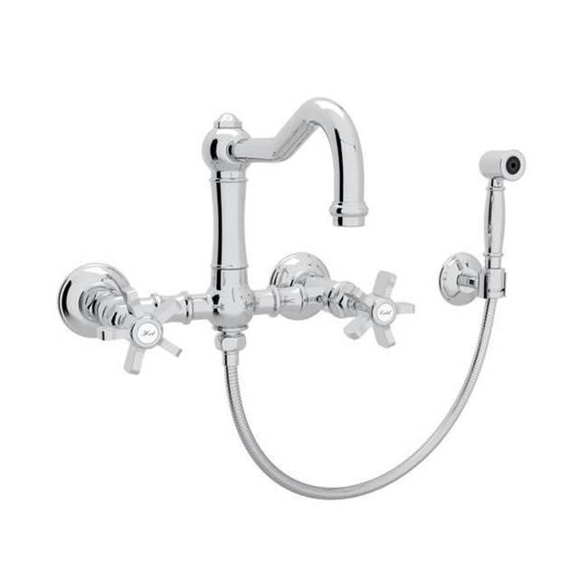 Rohl Wall Mount Kitchen Faucets item A1456XWSAPC-2