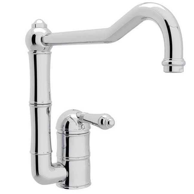 Rohl Single Hole Kitchen Faucets item A3608/11LMAPC-2