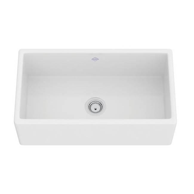 Rohl Farmhouse Kitchen Sinks item MS3318WH