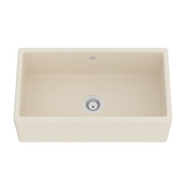 Rohl Farmhouse Kitchen Sinks item MS3318PCT