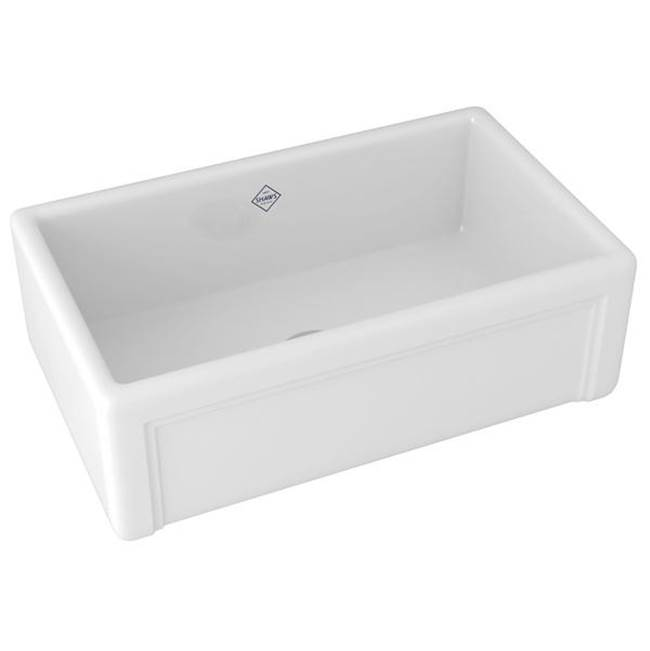 Rohl Farmhouse Kitchen Sinks item RC3017WH