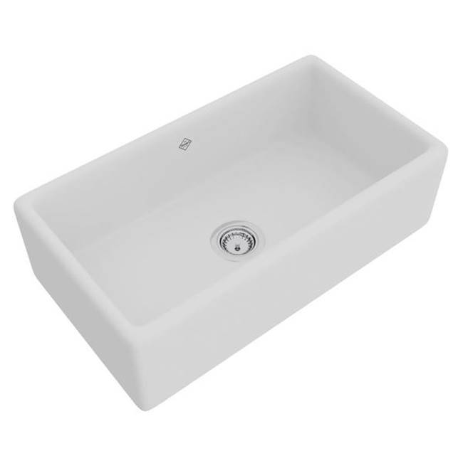 Rohl Farmhouse Kitchen Sinks item RC3318WH