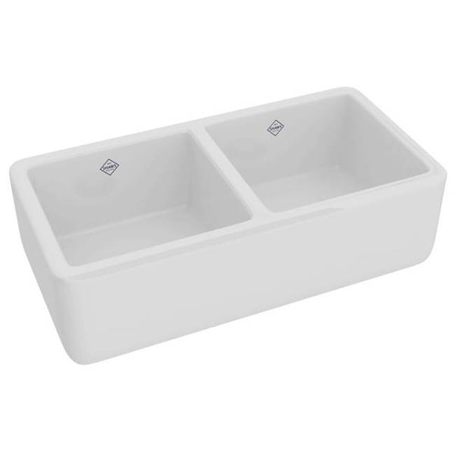 Rohl Farmhouse Kitchen Sinks item RC3719WH
