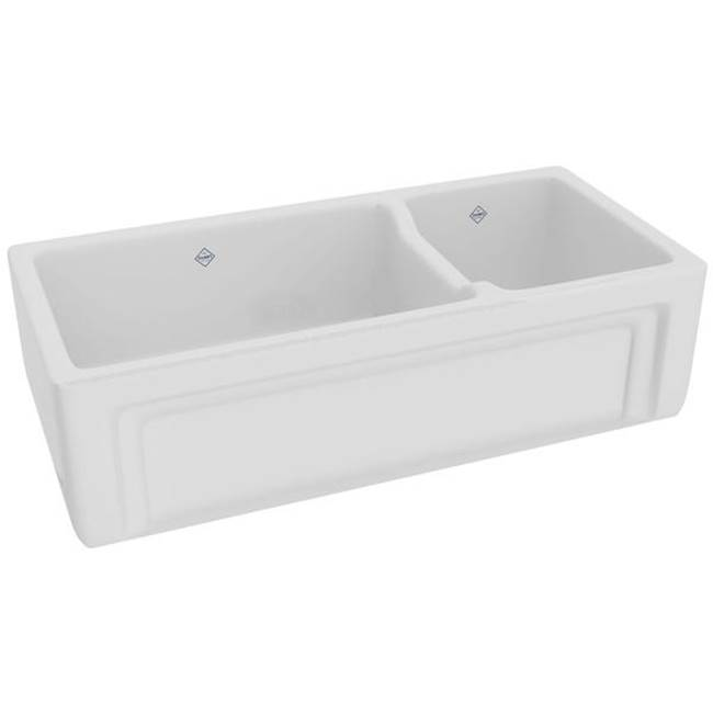 Rohl Farmhouse Kitchen Sinks item RC4018WH