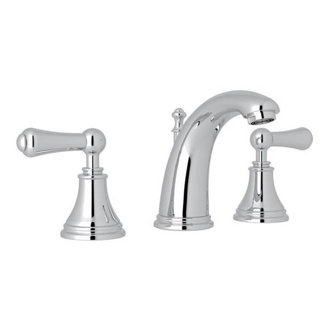 Rohl Widespread Bathroom Sink Faucets item U.3712LS-APC-2