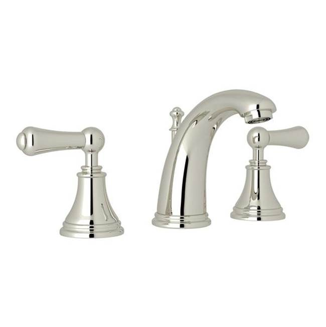 Rohl Widespread Bathroom Sink Faucets item U.3712LS-PN-2