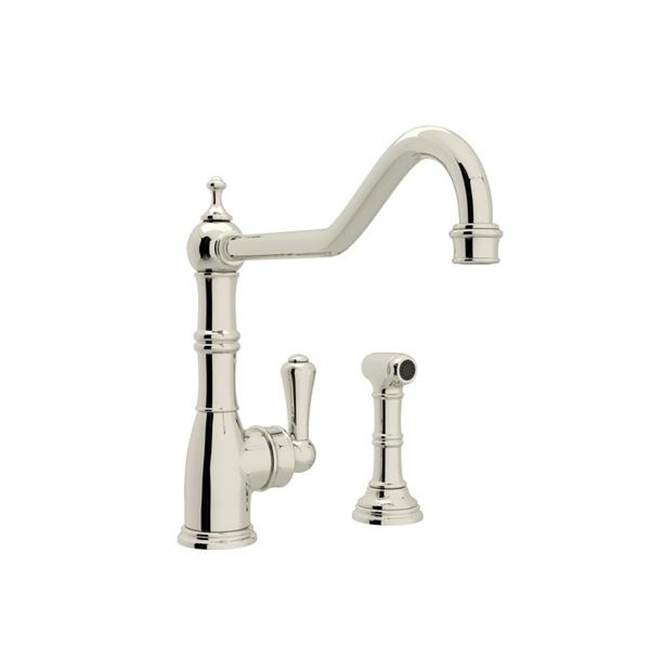 Rohl Deck Mount Kitchen Faucets item U.4747PN-2