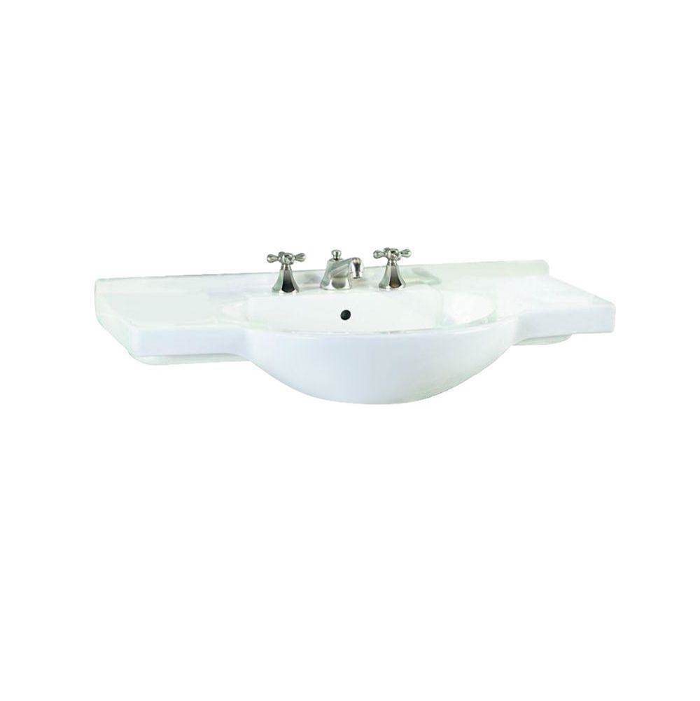 St. Thomas Creations Vessel Only Pedestal Bathroom Sinks item 5035.082.01