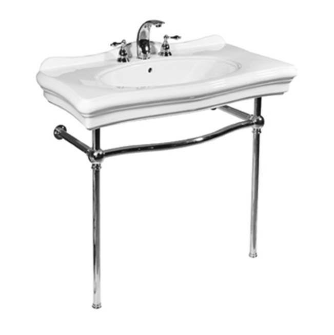St. Thomas Creations Complete Pedestal Bathroom Sinks item 5053.082.01