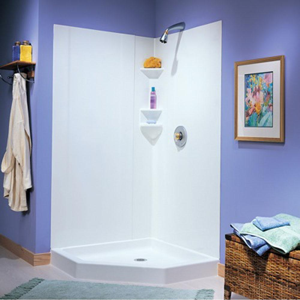 Swan Bathroom White White | Decorative Plumbing Distributors ...