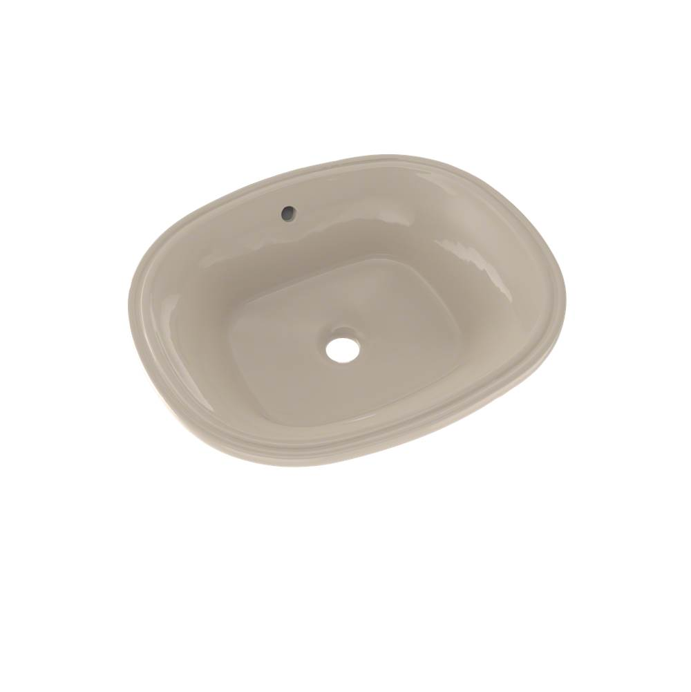 Toto Undermount Bathroom Sinks item LT483G#03