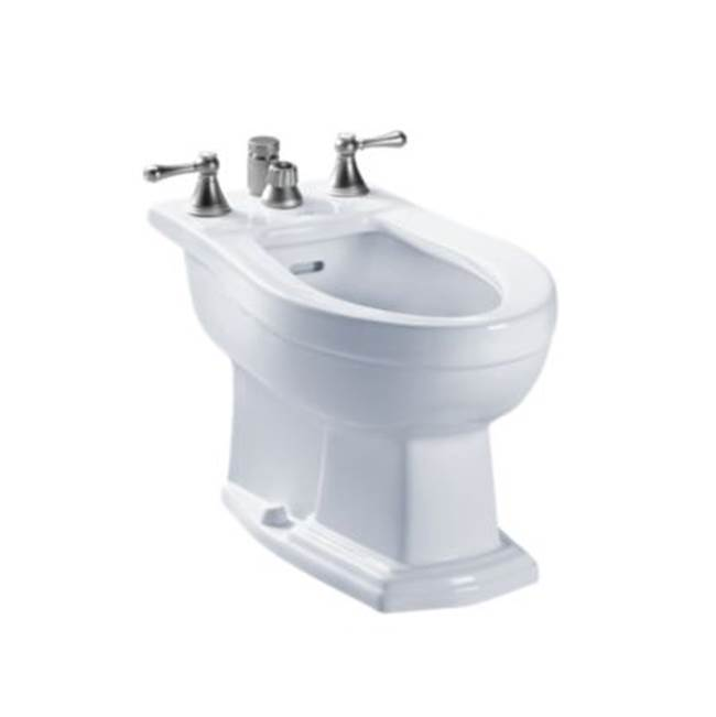 Toto Floor Mount Bidet item BT784B#01