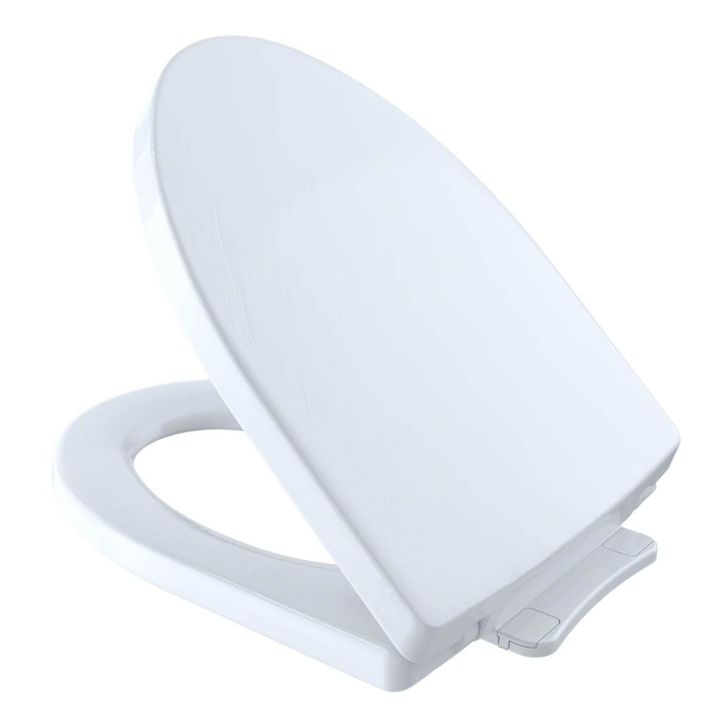 Toto Elongated Toilet Seats item SS214#01