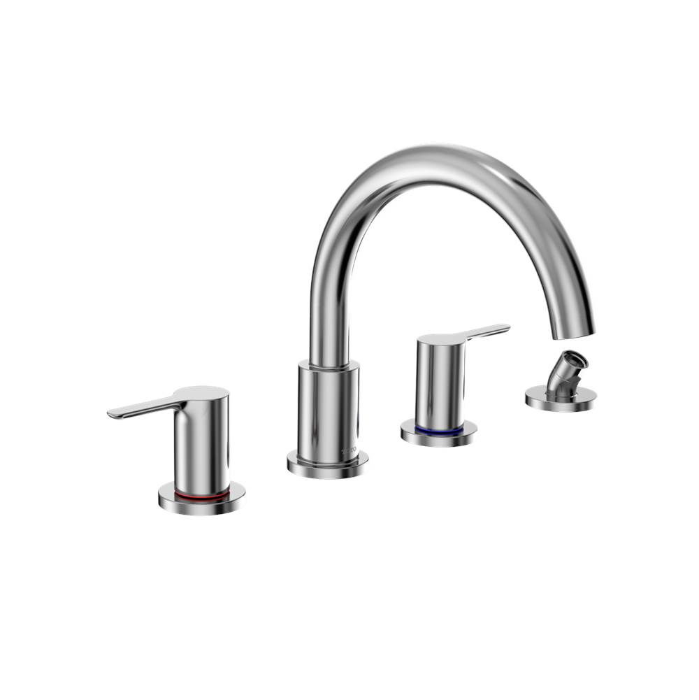 Toto  Tub And Shower Faucets item TBS01202U#CP