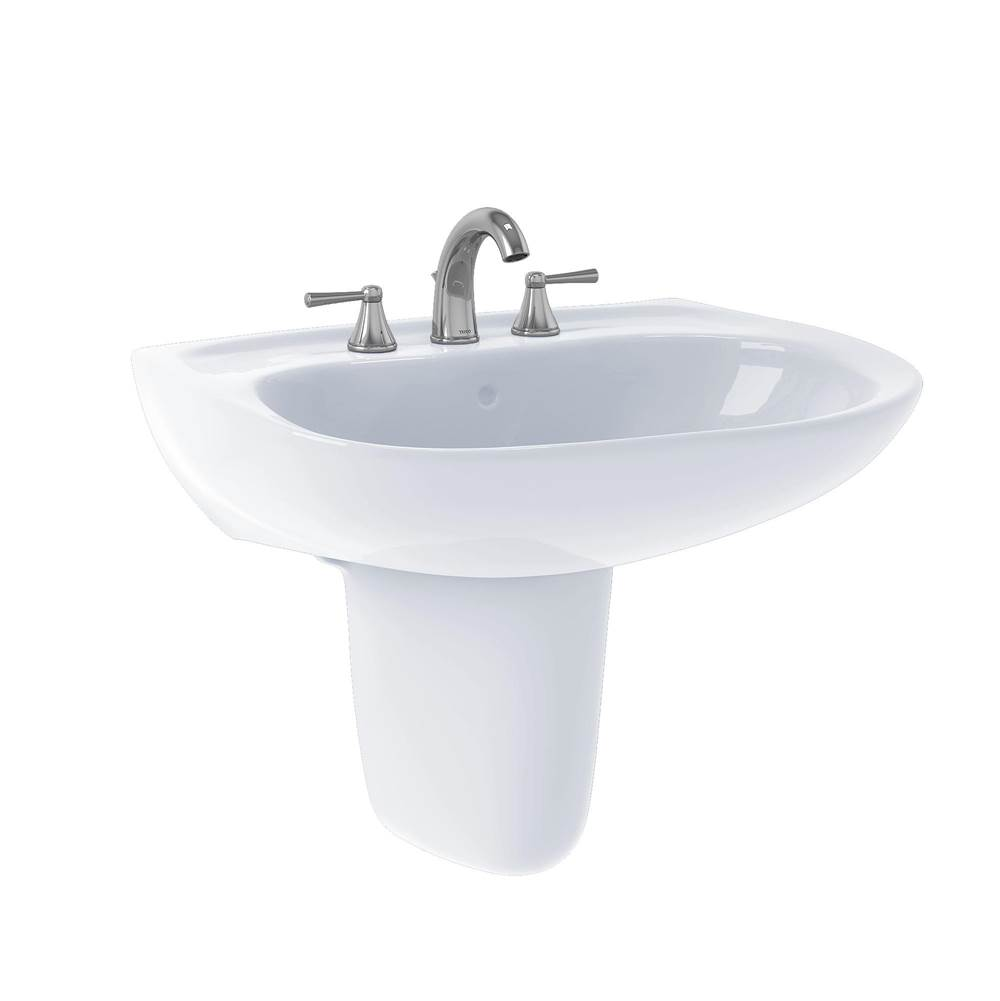 Toto Undermount Bathroom Sinks item LHT242.4G#01