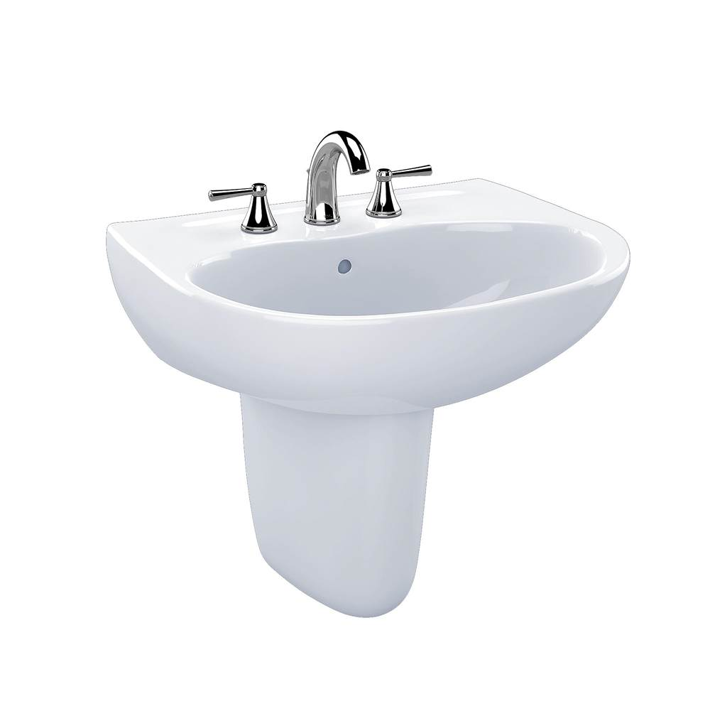 Toto Wall Mount Bathroom Sinks item LHT241G#03