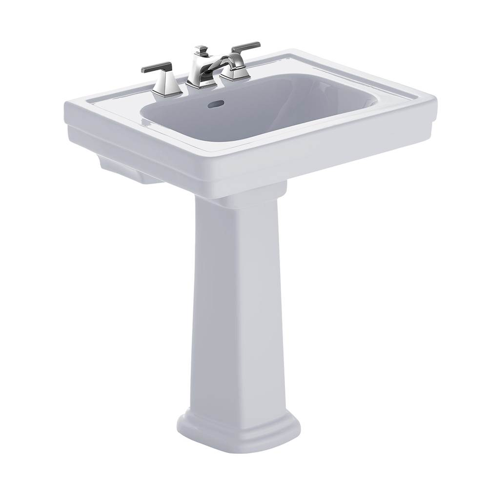 Toto Complete Pedestal Bathroom Sinks item LPT530N#11