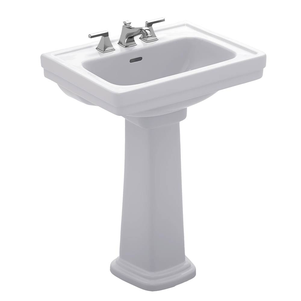 Toto Complete Pedestal Bathroom Sinks item LPT532.8N#11