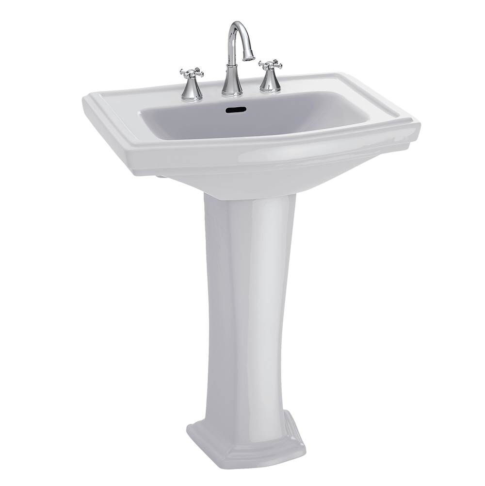 Toto Complete Pedestal Bathroom Sinks item LPT780#12
