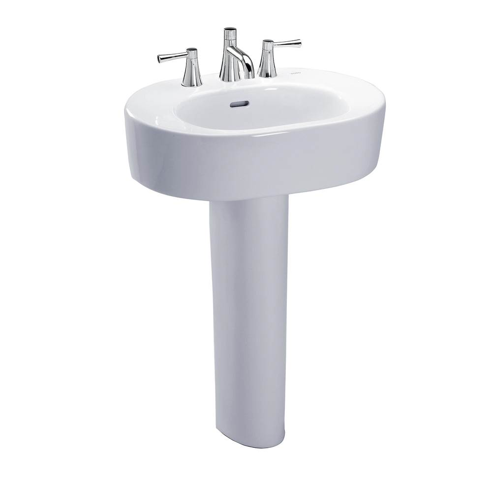 Toto Complete Pedestal Bathroom Sinks item LPT790.8#51