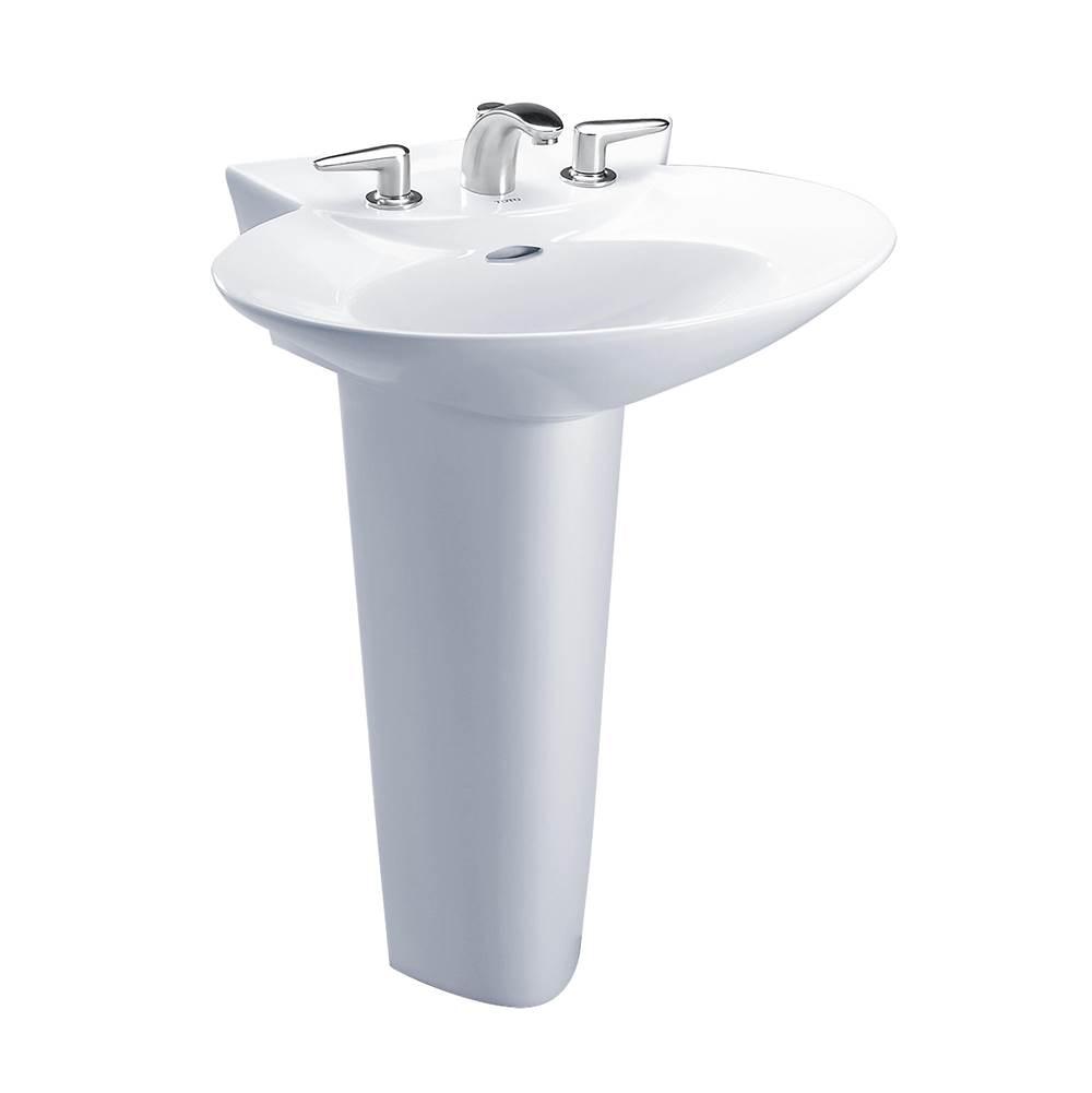 Toto Complete Pedestal Bathroom Sinks item LPT908.4N#01