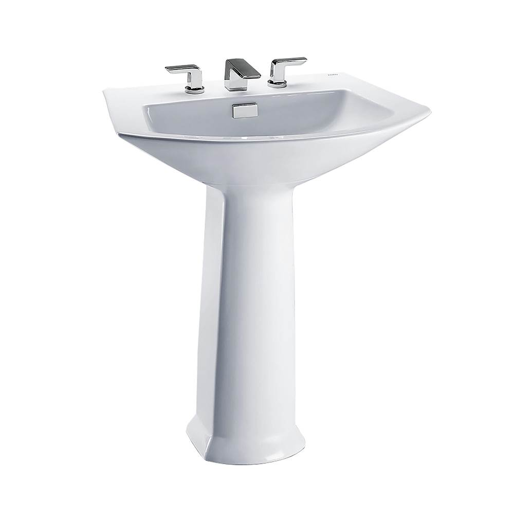 Toto Complete Pedestal Bathroom Sinks item LPT960#12