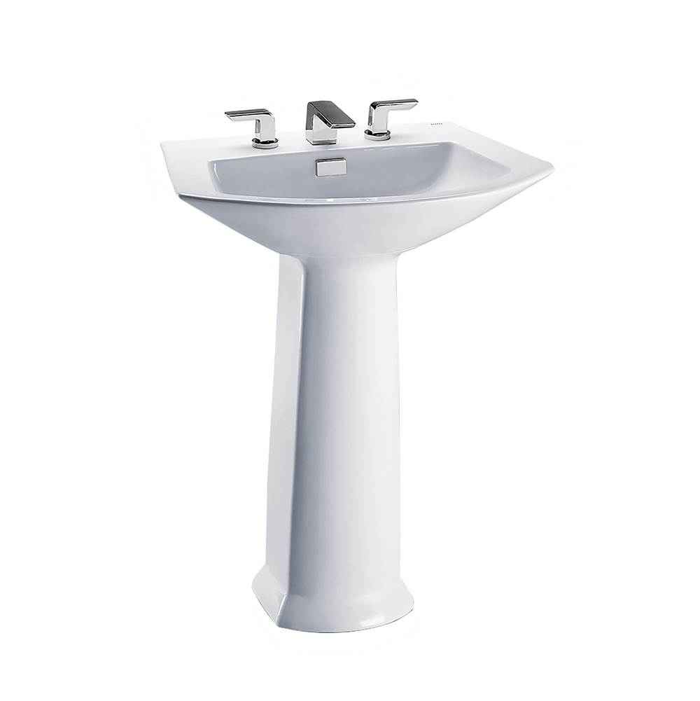 Toto Complete Pedestal Bathroom Sinks item LPT962.8#01
