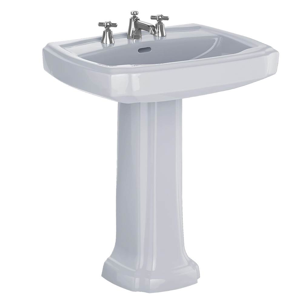 Toto Complete Pedestal Bathroom Sinks item LPT970.8#51