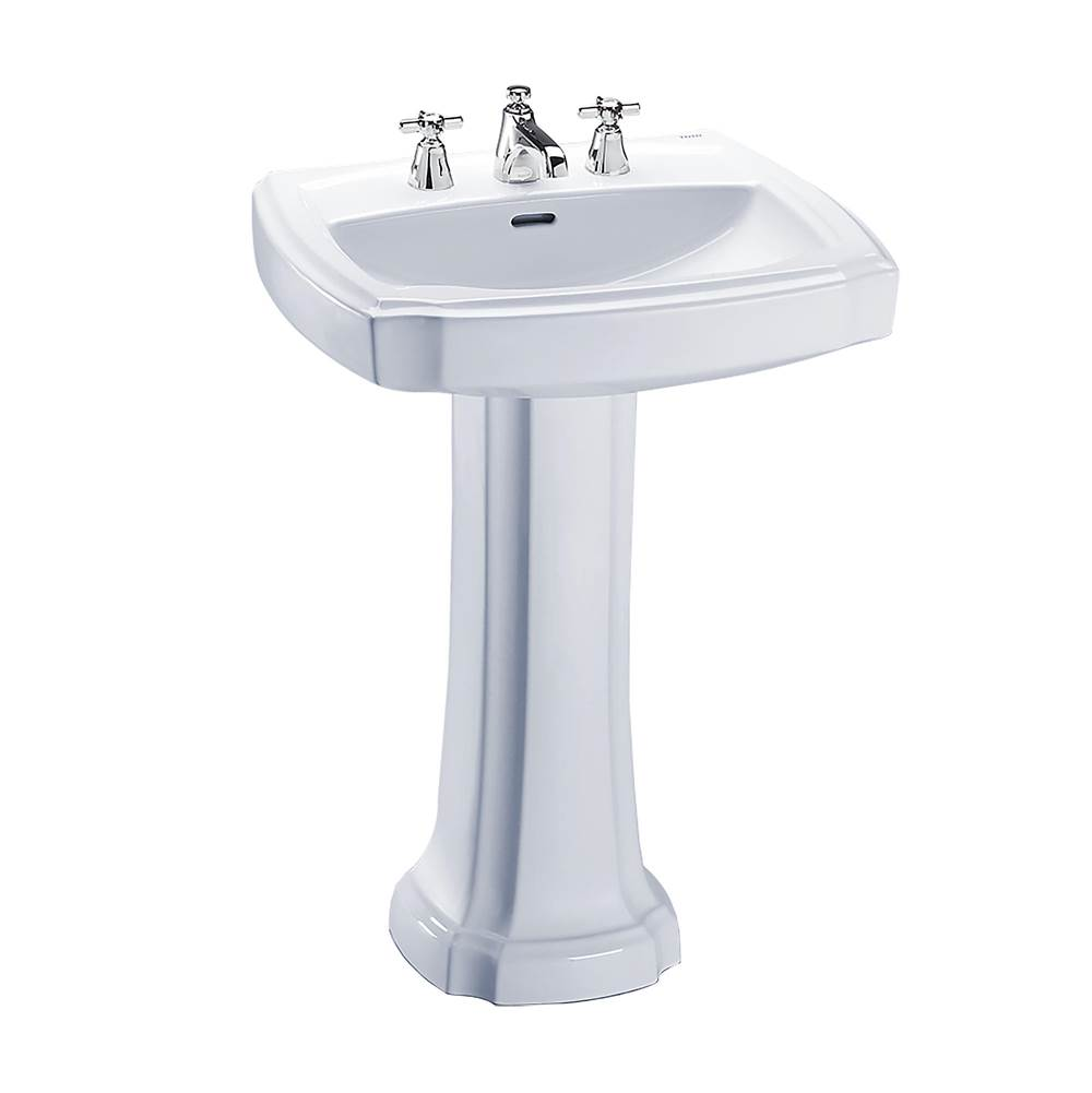 Toto Complete Pedestal Bathroom Sinks item LPT972.8#12