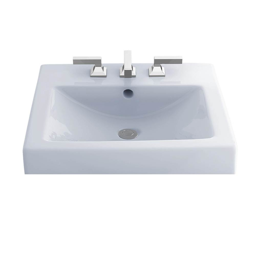 Toto Drop In Bathroom Sinks item LT155.8#01